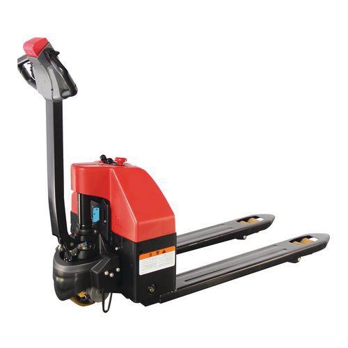 Porta-paletes elétrico e ergonómico – Capacidade:1500 kg