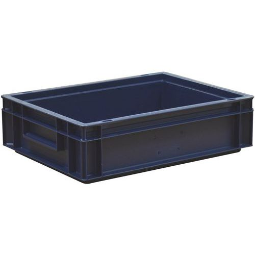 Caixa alimentar de norma europeia - Integral - Manutan