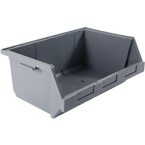 Caixa de bico de recolha empilhável - Comprimento 600 mm - 45 L