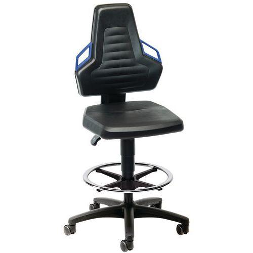 Cadeira Ergoconfort em vinil