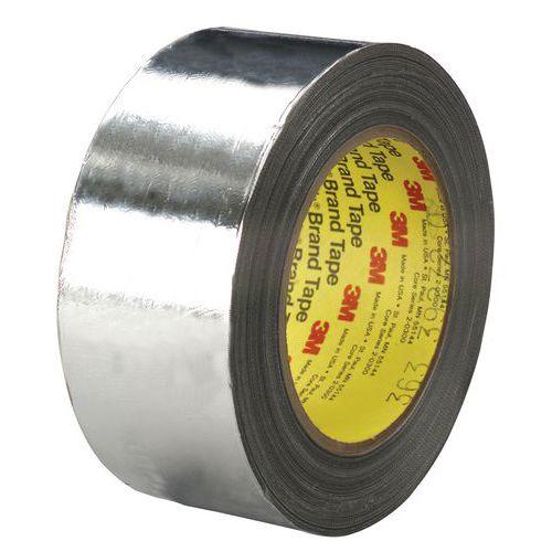Fita adesiva de alumínio flexível 363 - 33m