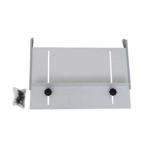 Plataforma e batente regulável para selador Magneta