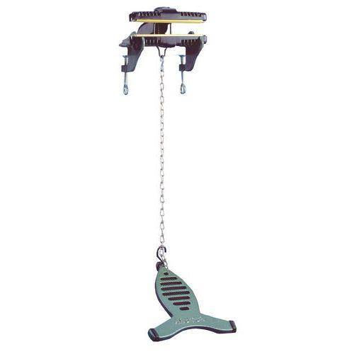 Pedal de comando para pinças de selagem Poly e Cello
