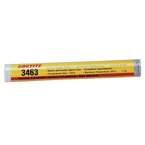 Adesivo para reparações de emergência 3463 Loctite - 114g