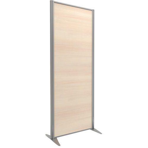 Divisória acústica Kprim - Em melamina - Altura 200 cm