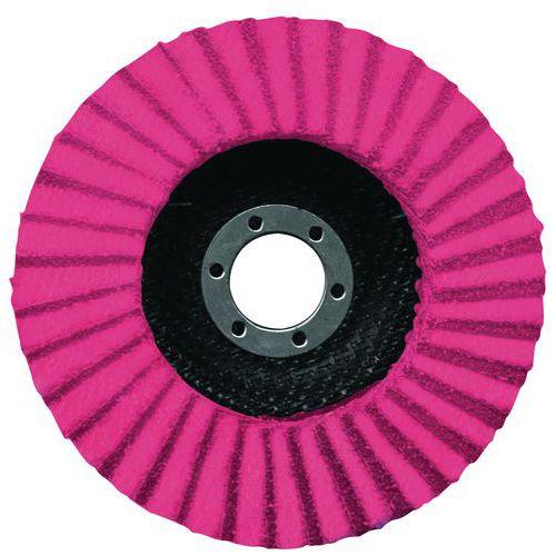 Disco de lamelas em cerâmica extremamente eficazes