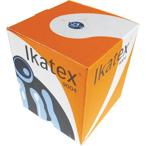 Rolo de pano não tecido Polish Ikatex - 300 folhas - Branco