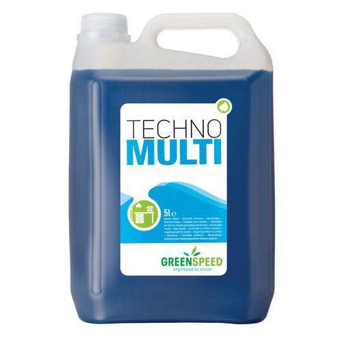 Produto de limpeza multiusos Ecolabel – Bidão de 5L