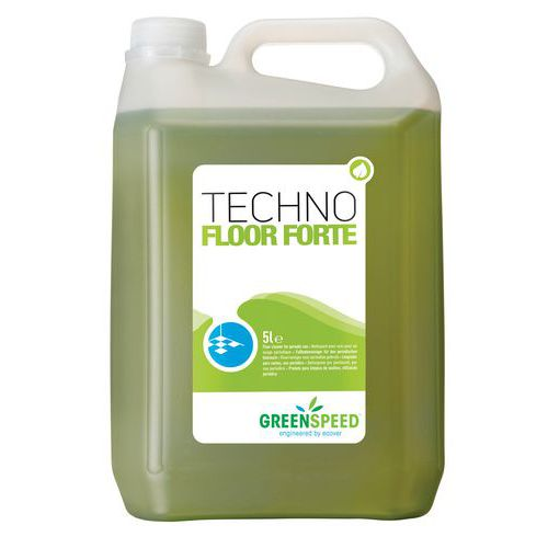 Produto de limpeza alcalino para pavimento Ecolabel - Bidão de 5 L