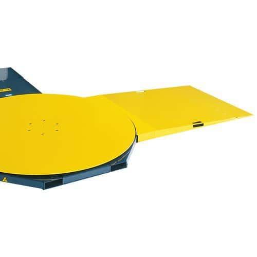 Acessório para desenrolador Onewrap – Rampa de carga