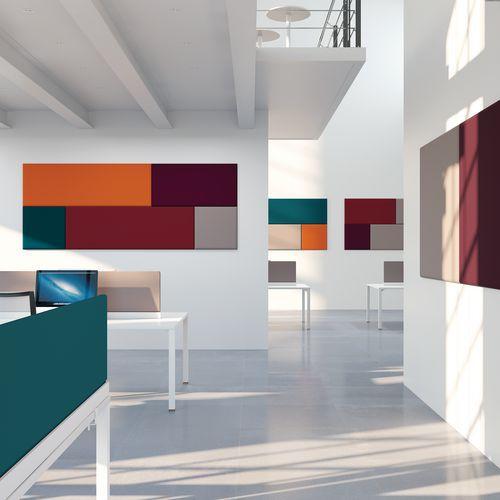 Painel acústico de parede Addenda