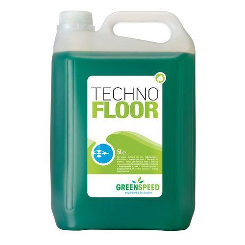 Produto de limpeza do chão neutro Techno Floor Ecolabel – Bidão de 5L