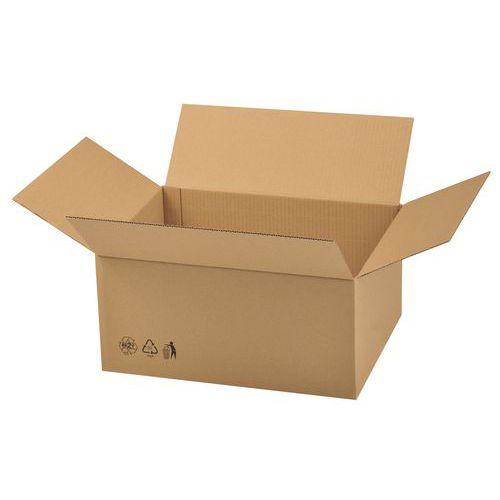 Caixa em cartão Eco – Canelado duplo