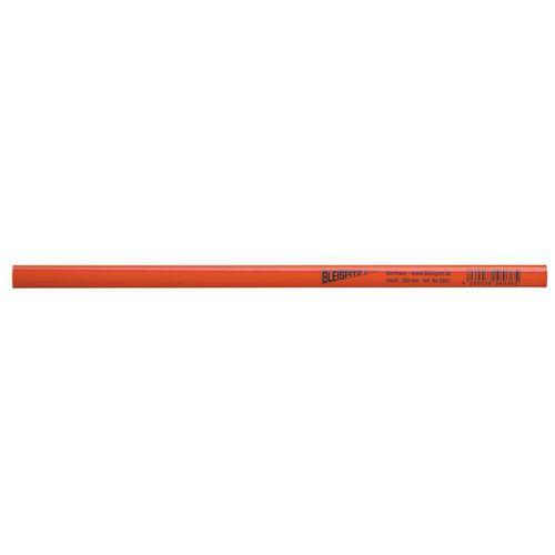 Lápis de carpinteiro vermelho - 300mm