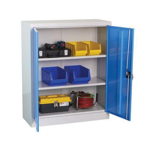Armário baixo para ferramentas – 2 portas