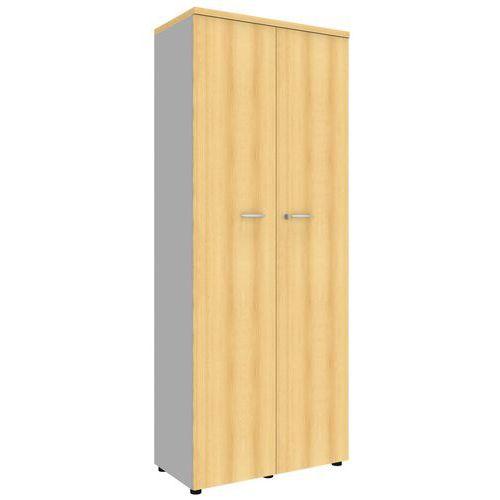 Armário com portas rebatíveis Open