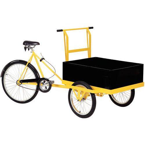 Caixa para triciclo industrial