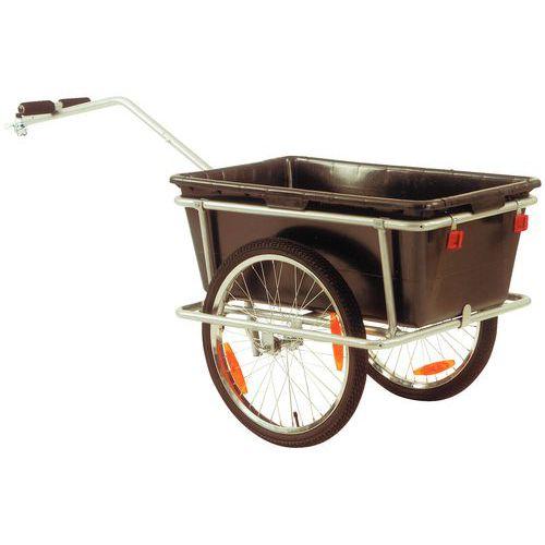 Reboque para bicicletas - Capacidade 50 kg