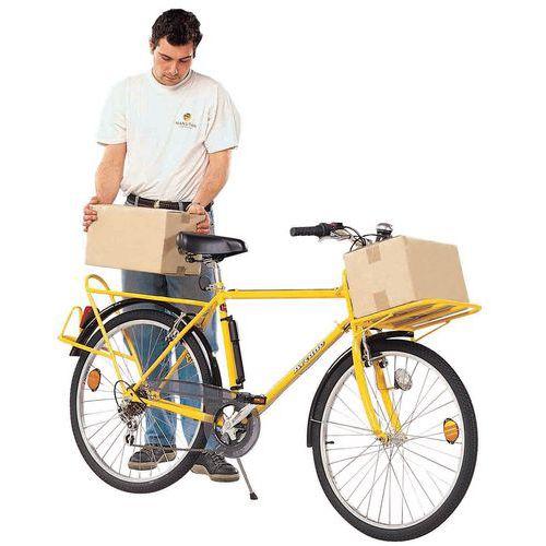 Bicicleta utilitária - Capacidade de carga de 100kg