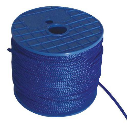 Adriça colorida em polipropileno – Azul