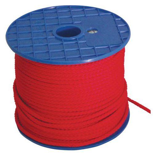 Adriça colorida em polipropileno – Vermelho