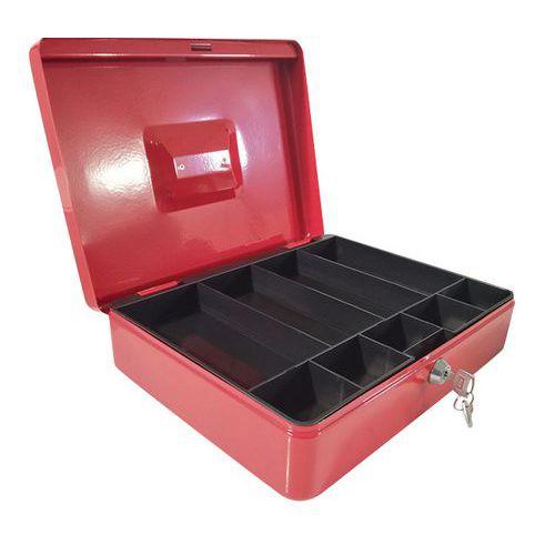 Caixa de dinheiro Eco – 9 compartimentos