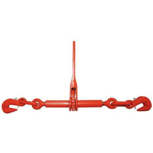 Esticador com corrente - Capacidade de 3.150 e 5.300 kg