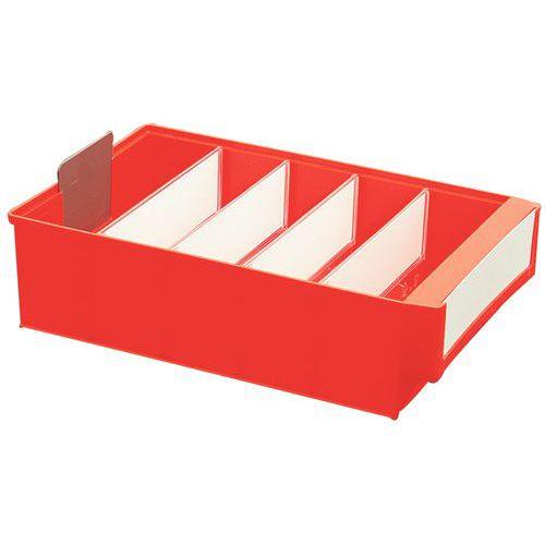 Caixa-gaveta de arrumação - Comprimento 300 mm