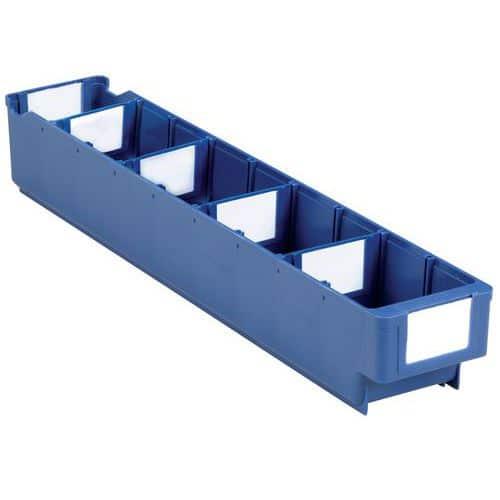 Caixa-gavetas da série B – 300 a 500mm de comprimento – 1,5 a 5,3L