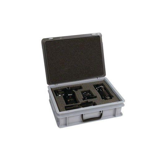 Kit de espumas pré-cortadas para maleta