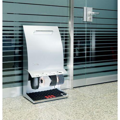 máquina do tempo caixa de sapatos
