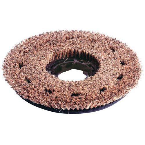 Escova de lustragem de fibras de coco