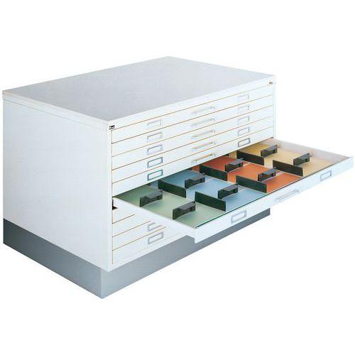 Base para armário com gavetas para desenhos - Kind