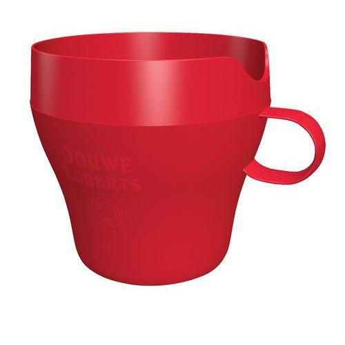 Serviço de café Douwe Egberts - Suporte para chávenas