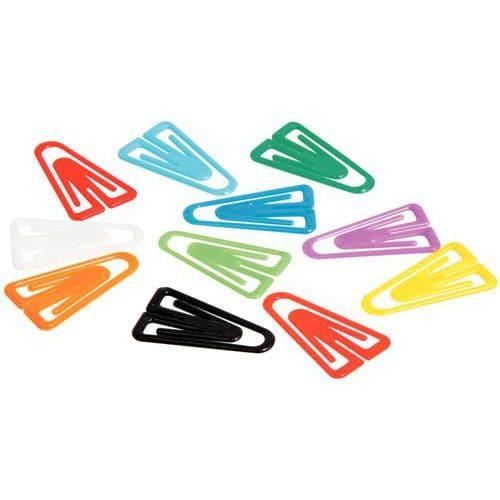 Fixador de papel em plástico - 25 mm