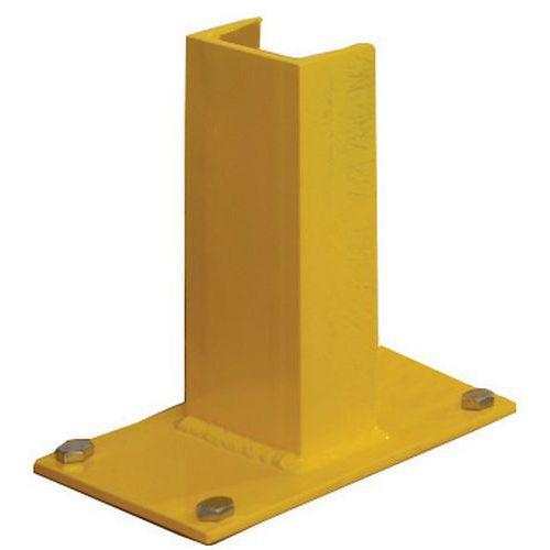 Proteção rack - Prancha - Elemento suporte intermédio