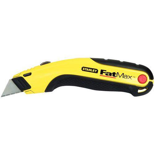 Faca de segurança com lâmina retrátil FatMax - Lâmina largura 19 mm