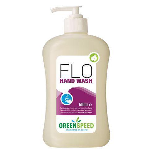 Sabonete para mãos Flo hand wash - Greenspeed - 0.5 L