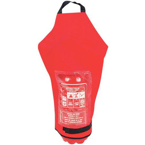 Funda para extintores