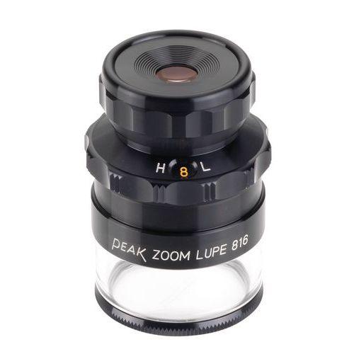Microlupa de precisão – Ampliação de 8x a 16x