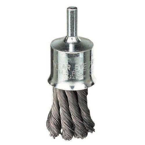 Escova fio de aço torcido - Pincel