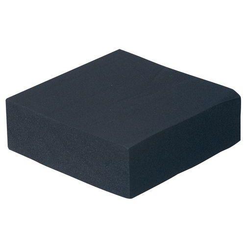 Placa espuma - Borracha celular - Adesiva - Base NBR