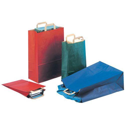 Saco de papel kraft - Cor