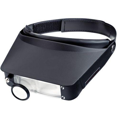 Lupa binocular com faixa para a cabeça Peak - Ampliações 2,2x, 3,3x, 4,1x e 5,5x