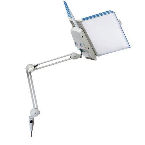 Braço articulado para porta documentos Tarifold T-Display - sem bolsas