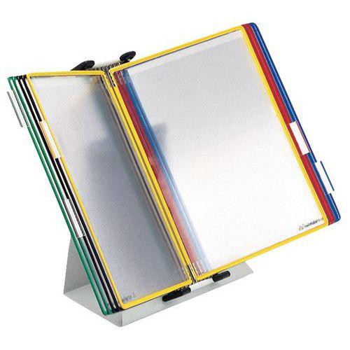 Porta documentos Tarifold com bolsas de formato A4