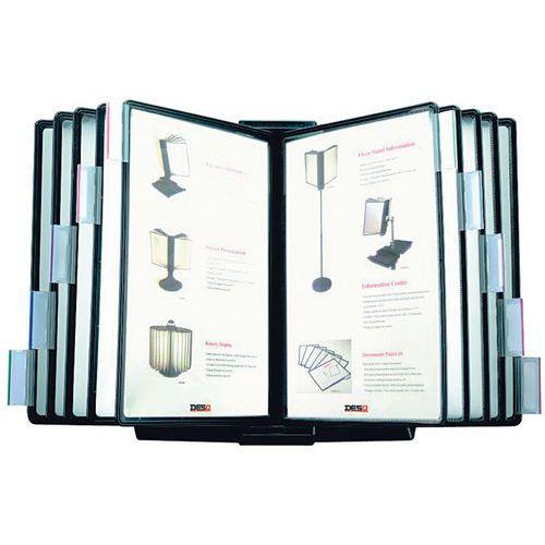 Porta documentos de mesa Desq - 4505