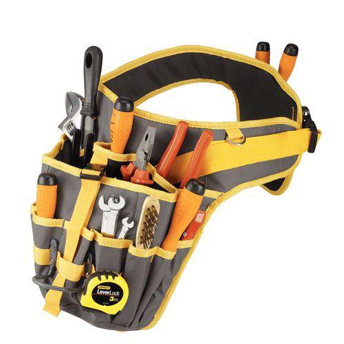 Cinto porta-ferramentas - 10 compartimentos