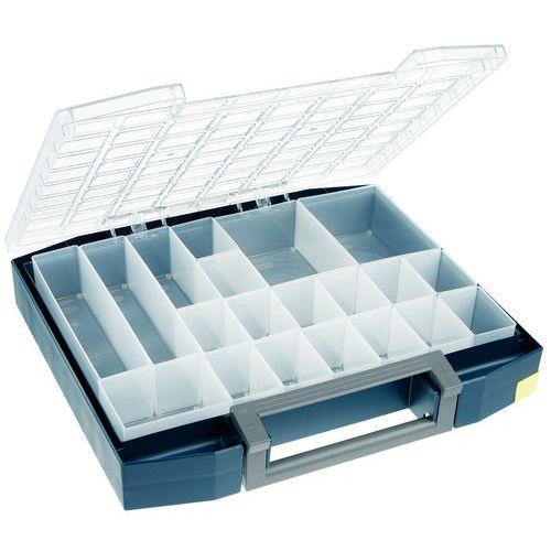 Maleta Boxxser 80 - Com compartimentos