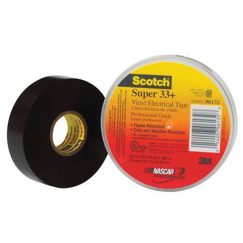 Fita de vinil de alto desempenho Scotch® 33+ - 3M